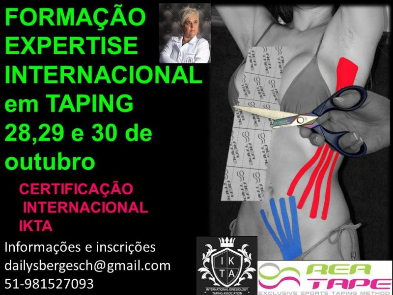 Dermo Linfo Estetic Taping - Lymphatic ePós Operatrio